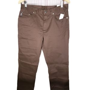 Brooks Brothers Brown Dress Pants Trousers 34x32